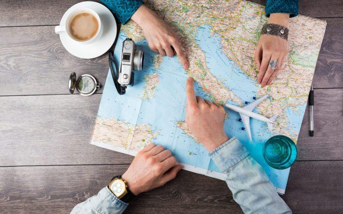 Планируем путешествие сами