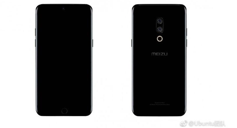 В Сети появились изображения юбилейного смартфона Meizu 15