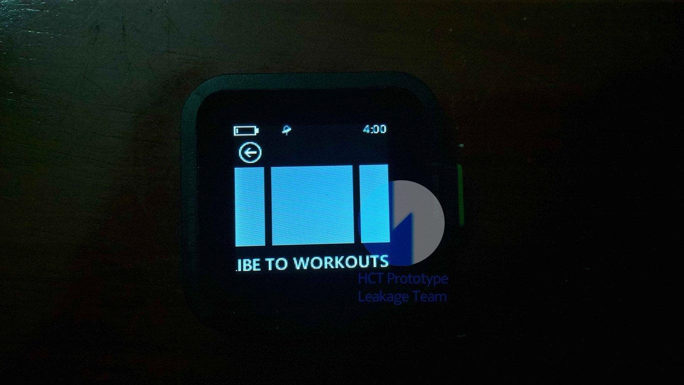 В Сети впервые показали прототип «умных» часов от Microsoft