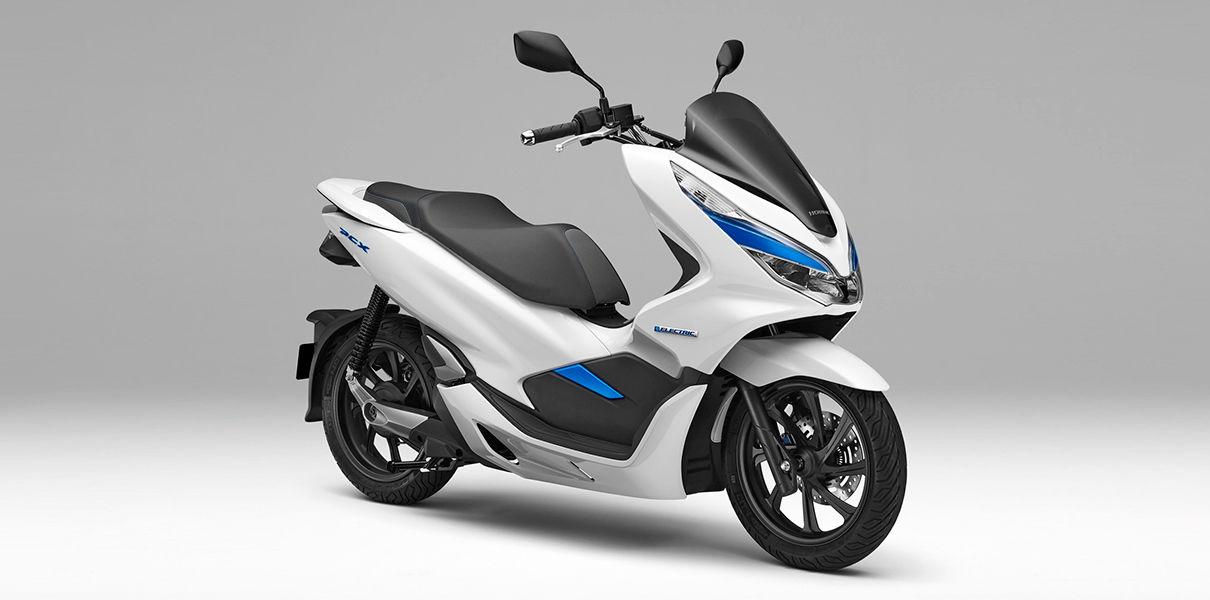 Honda намерена выпустить электрический скутер со съёмными батареями