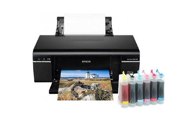 Как работают принтеры с СНПЧ