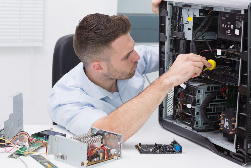 Где отремонтировать компьютер быстро и качественно?