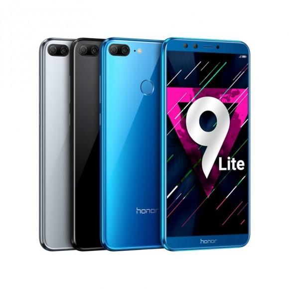 Huawei в России представила смартфон Honor 9 Lite