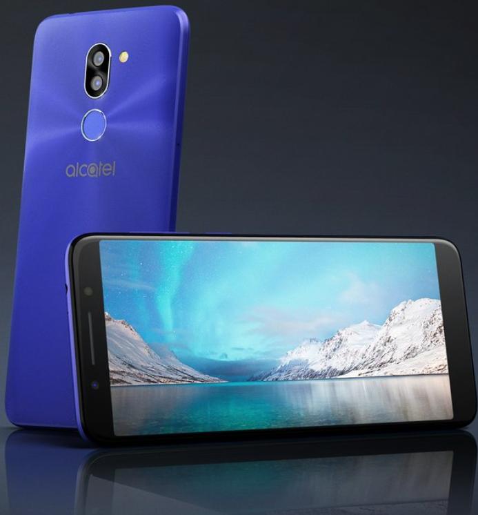 Три смартфона от Alcatel рассекретили на официальных изображениях