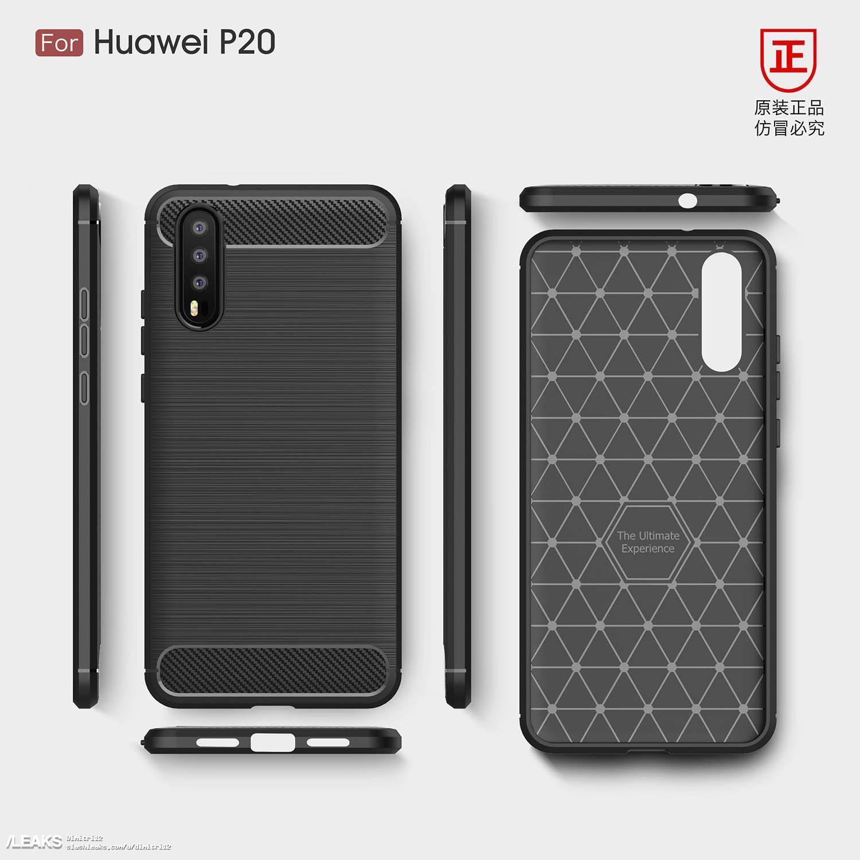 В Сети появились первые официальные фото смартфона Huawei P20 с тройной камерой