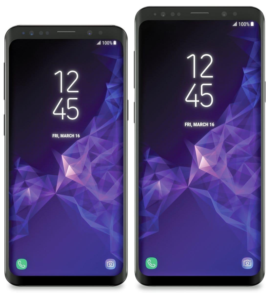 В Сети опубликованы фото Samsung Galaxy S9 и Galaxy S9+ в новом цвете