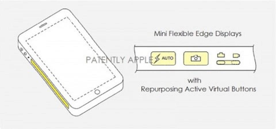 В iPhone могут отказаться от привычных боковых кнопок