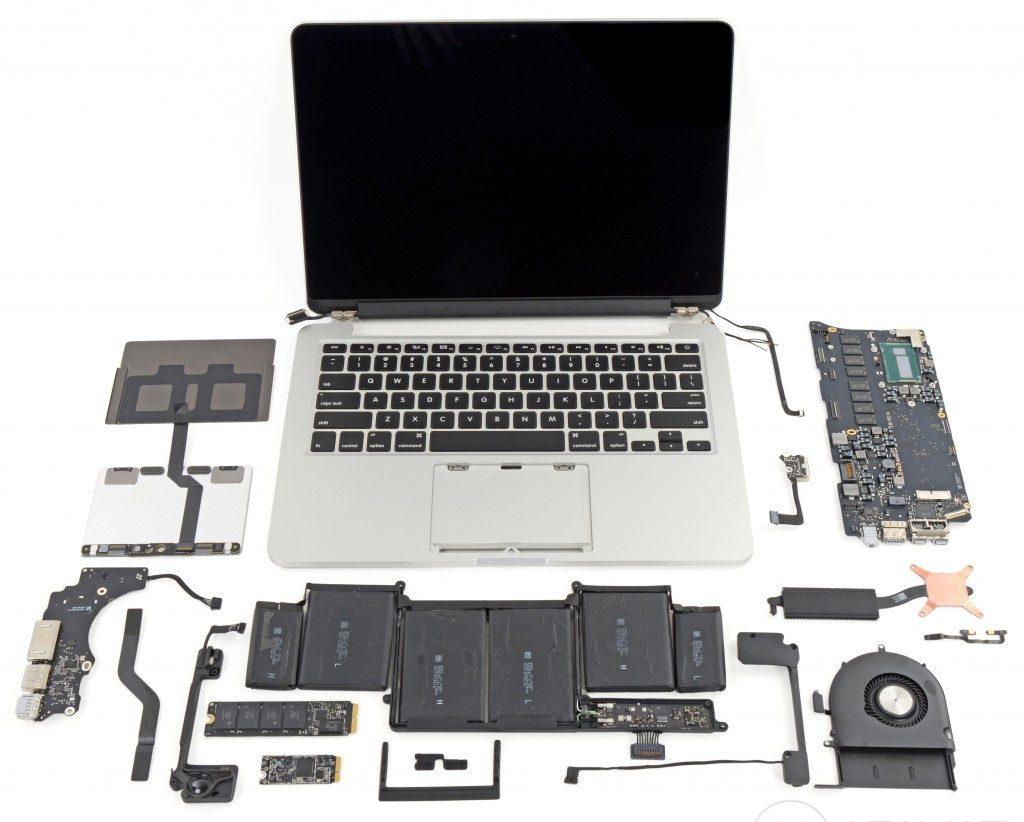 Сложности ремонта моноблоков и ноутбуков