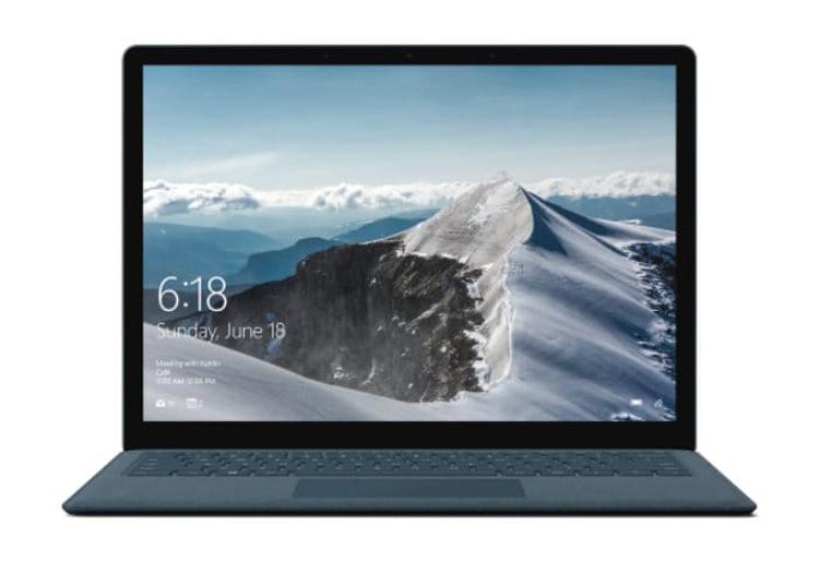 В США стартовали продажи бюджетного ноутбука Microsoft Surface Laptop