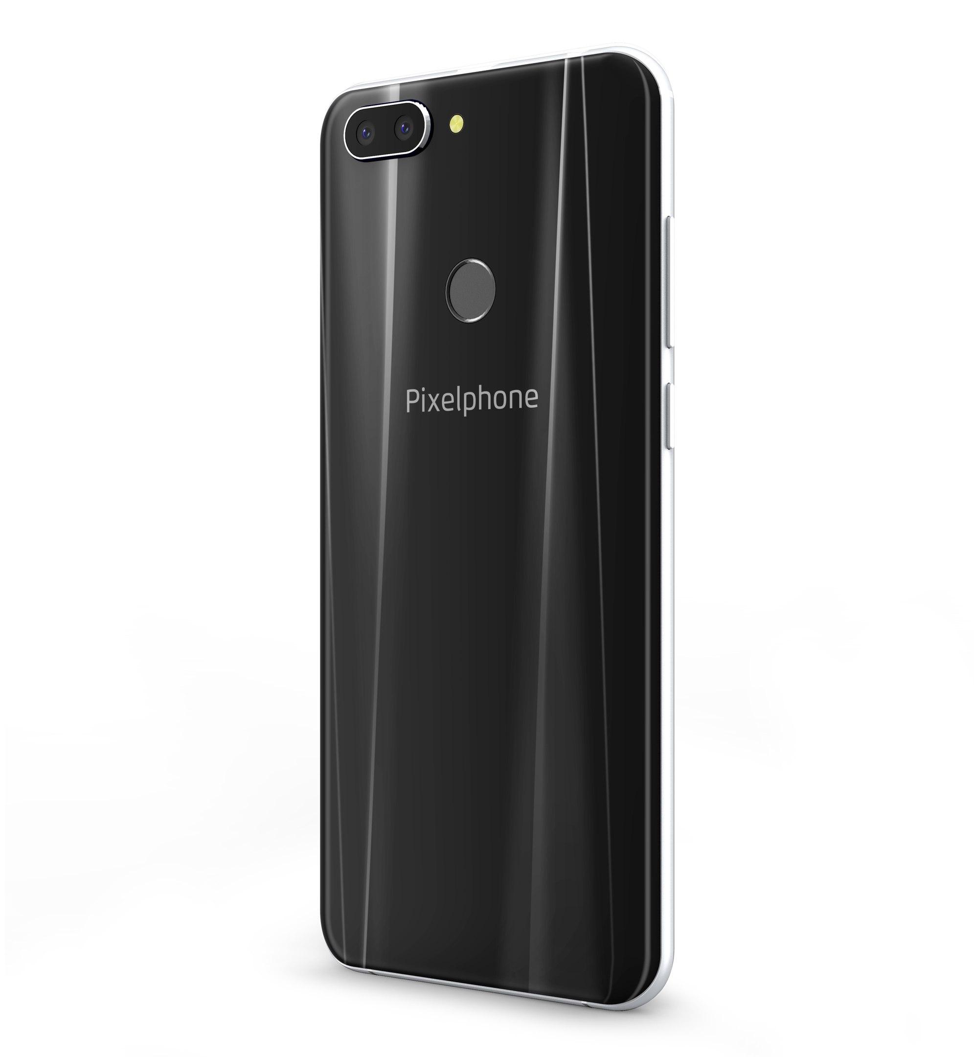 Первый бюджетный смартфон компании Pixelphone представлен официально