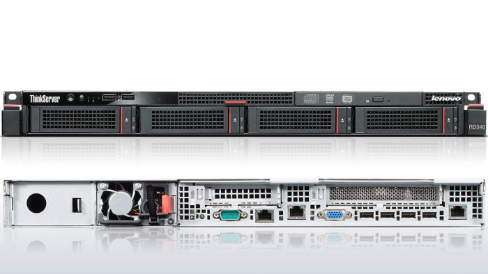 Серверы ThinkSystem Servers SR630: особенности инновационной техники