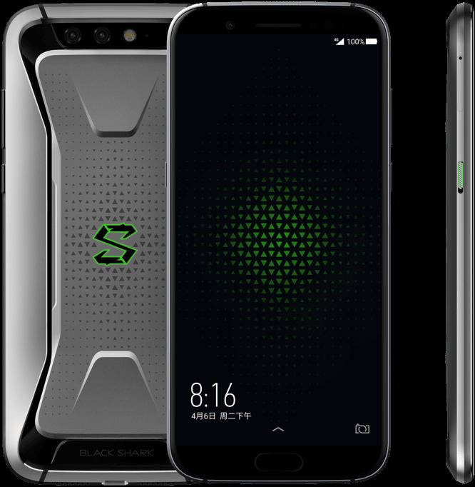 Представлен первый игровой смартфон от Xiaomi с водяным охлаждением