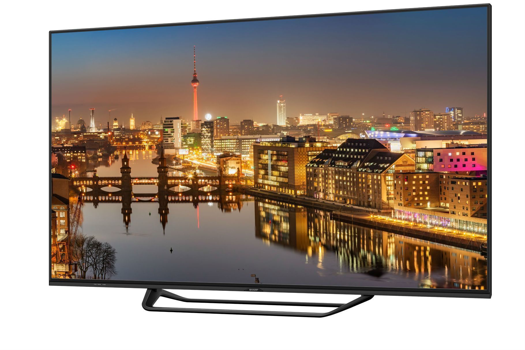 Объявлена цена на 1-ый вмире 8К-телевизор отSharp