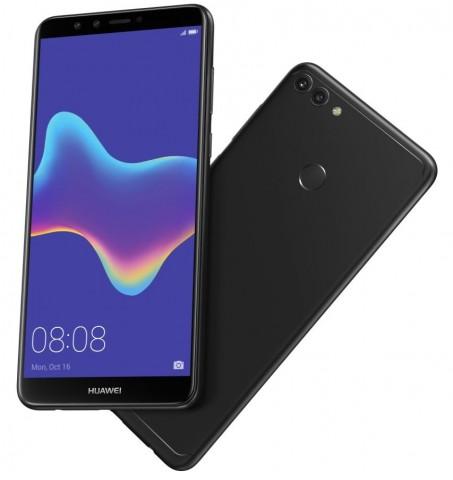 Смартфон Huawei Y9 2018 вышел на рынок России