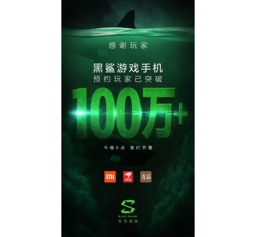 Первый игровой смартфон Xiaomi Black Shark вызвал ажиотажный спрос