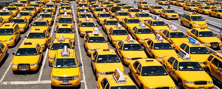 Обзор программных решений для автоматизации такси