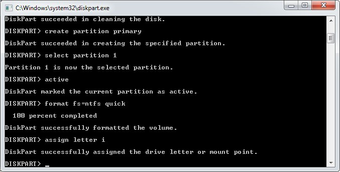 Как сделать загрузочную флешку Windows 7