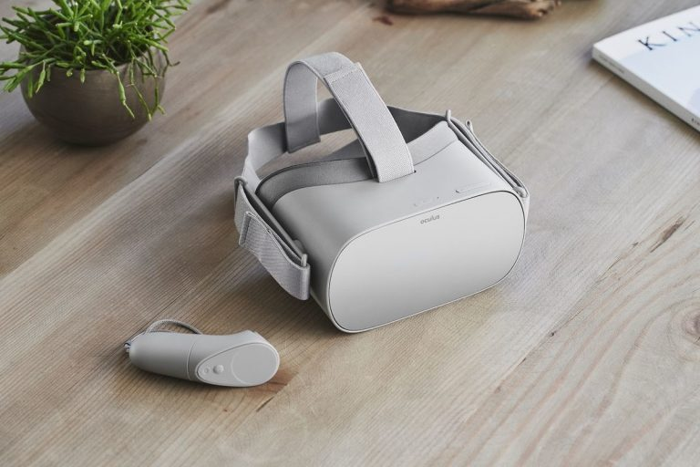 Новый шлем виртуальной реальности Oculus Go поступил в продажу за $200