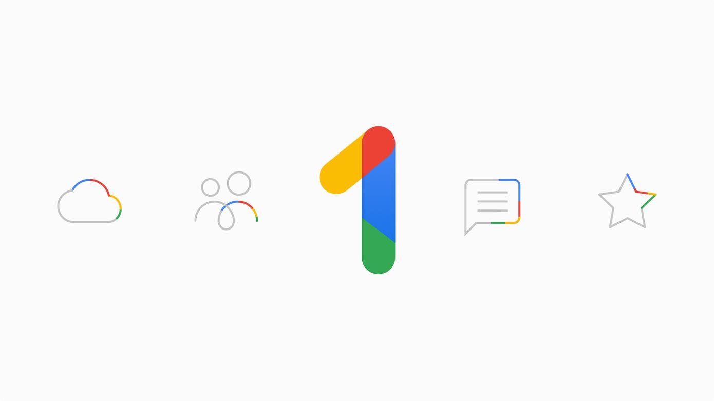 Google закроет свой облачный сервис Drive и запустит Google One