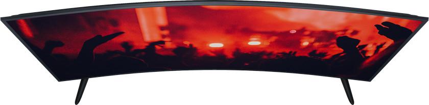Новый изогнутый телевизор Xiaomi Mi TV 4S Curved стоит всего $520