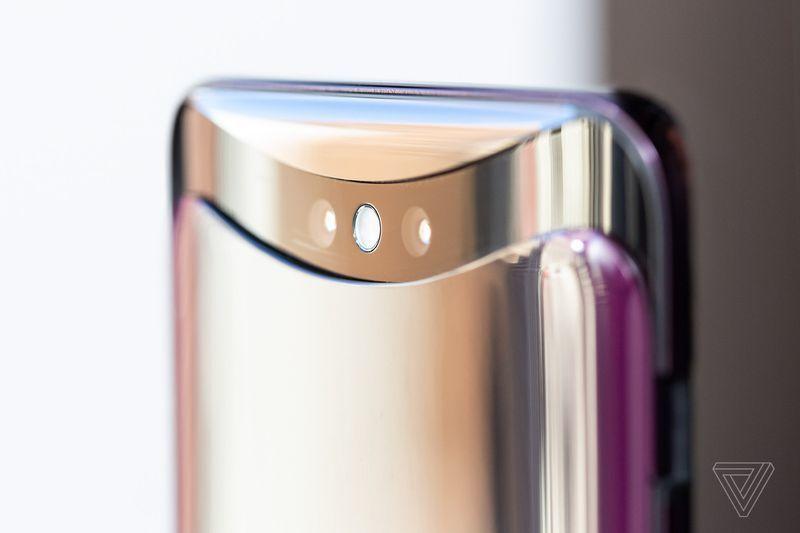 В Китае готовятся к старту продаж самого безрамочного смартфона