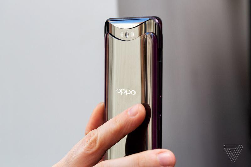 В Париже официально представлен Oppo Find X с выдвижными камерами