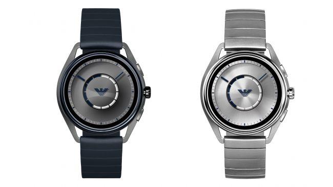 Бренд Armani выпустил дизайнерские «умные» часы за $295