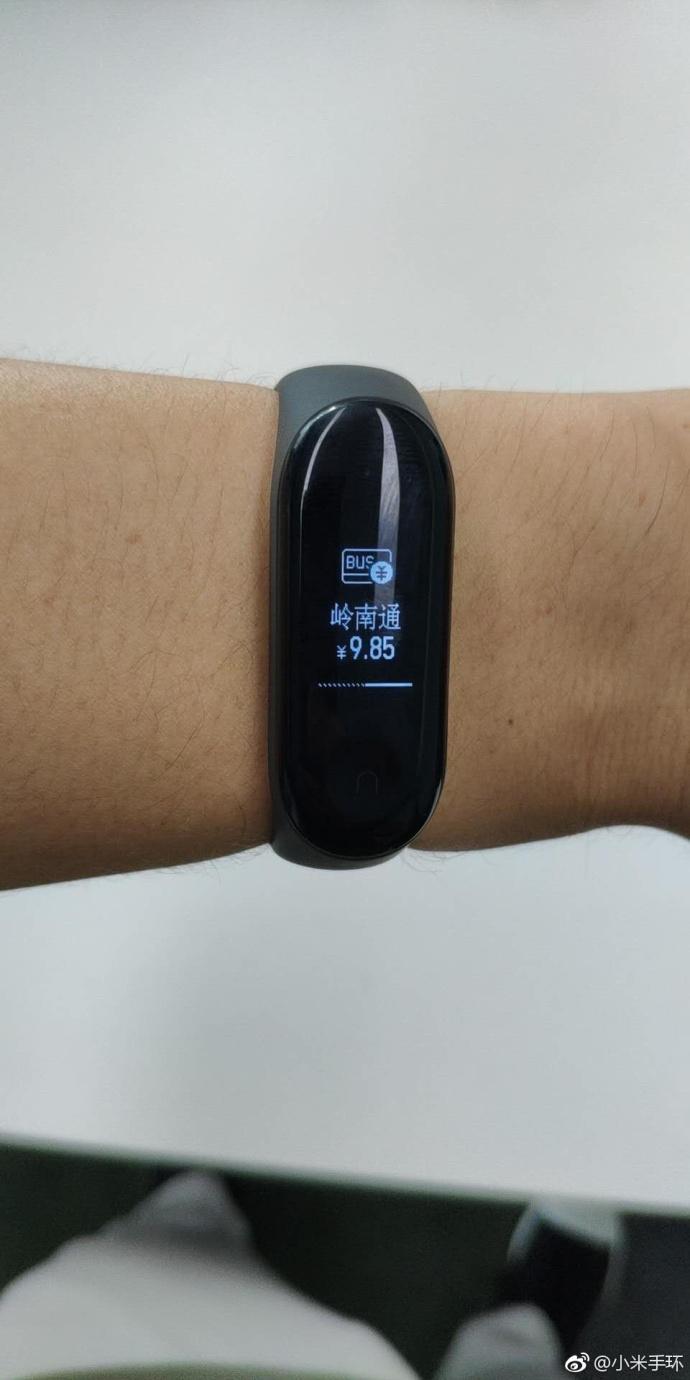 Новый браслет Xiaomi Mi Band 3 с NFC поступит в продажу в сентябре