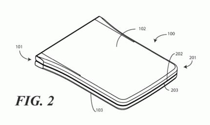 Motorola возродит RAZR с гибким дисплеем и виртуальной клавиатурой