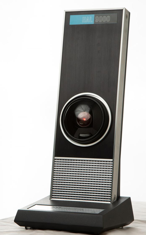 HAL 9000 из «Космической одиссеи» Кубрика стал Bluetooth-колонкой