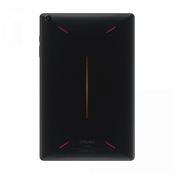 Chuwi выпустила игровой Chuwi Hipad с 10-ядерным процессором