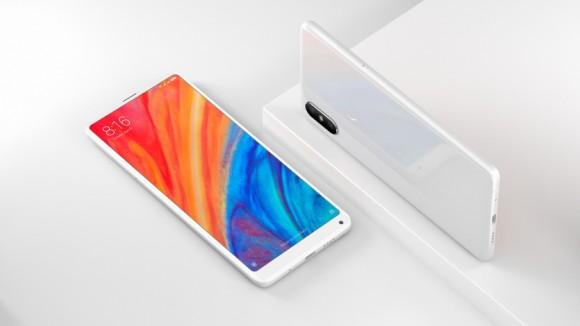 Смартфон Xiaomi Mi Mix 2S в России упал в цене до 30 тысяч рублей