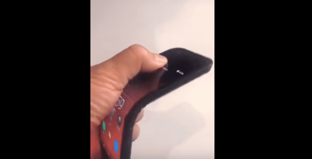 Работающий «гибкий» смартфон Lenovo показали на видео