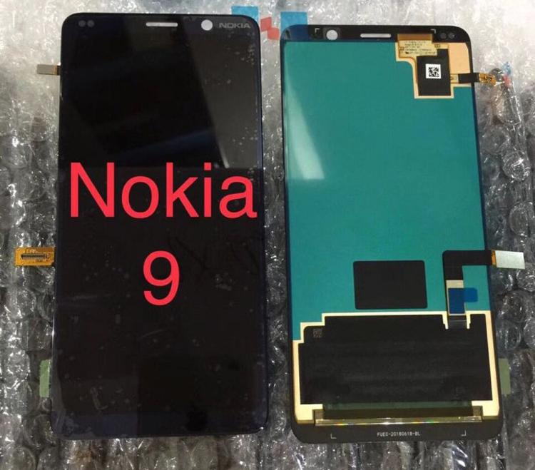В сети появились фотографии новых смартфонов Nokia 9 и Nokia X7