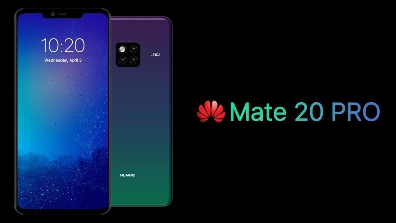 Huawei тизером подтвердила тройную камеру в Mate 20 и Mate ...