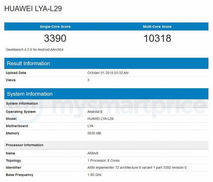 Huawei Mate 20 Pro с Kirin 980 оказался медленнее, чем новый iPhone XS
