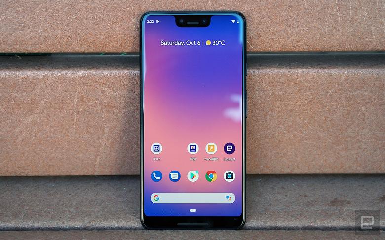 Компания Google представила новые смартфоны Google Pixel 3 и Pixel 3 XL