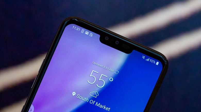 Компания LG представила смартфон LG V40 ThinQ с пятью камерами