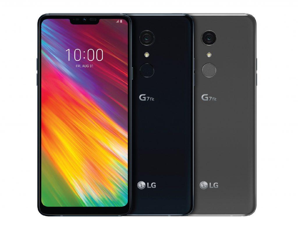 LGначинает продажи «состаренной» версии флагманского телефона G7