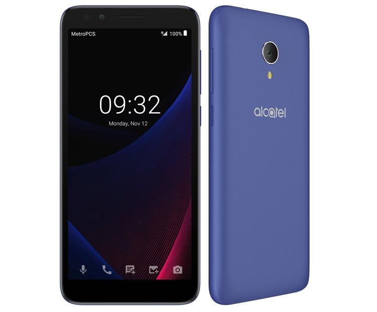 Представлен новый бюджетный смартфон Alcatel 1x Evolve