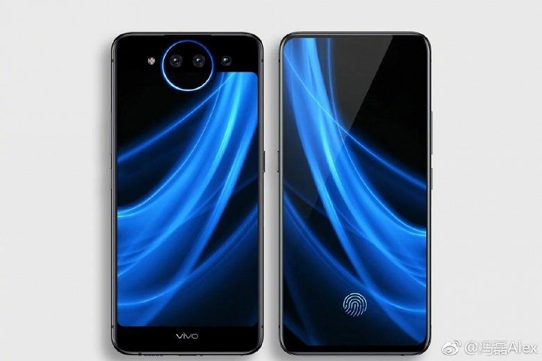 Смартфон Vivo с двумя экранами получит название Vivo Nex Dual Screen