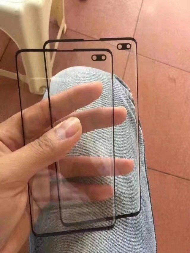 Новый Samsung Galaxy S10 Plus получит двойную камеру для селфи