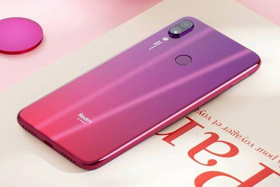 Xiaomi представила новый бюджетный смартфон Redmi Note 7
