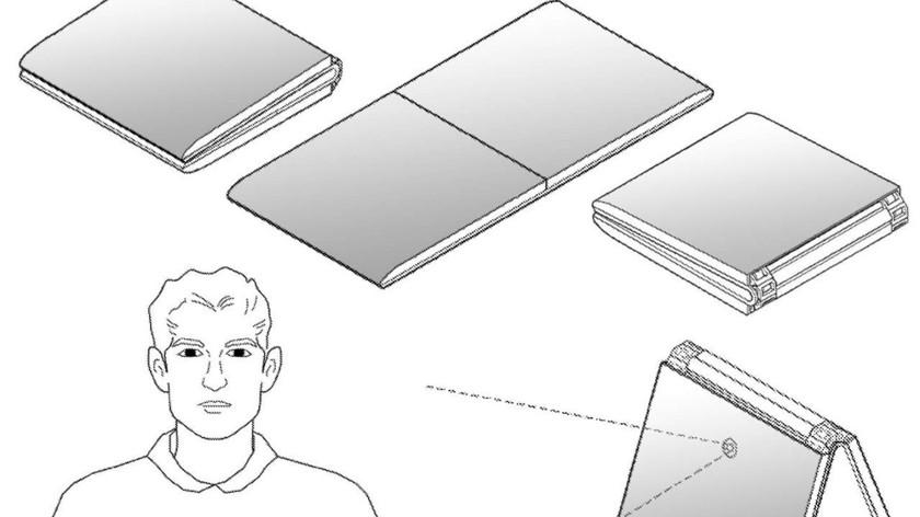 LG готовит складной смартфон с подключаемым вторым дисплеем