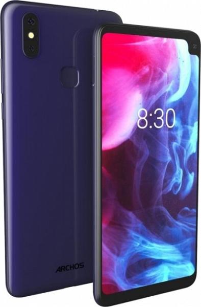 Archos выпустила смартфон с вырезом в углу экрана
