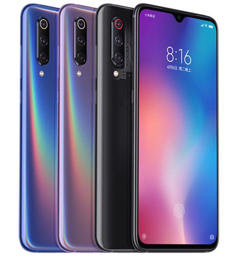 Xiaomi представила новый флагманский смартфон Xiaomi Mi 9