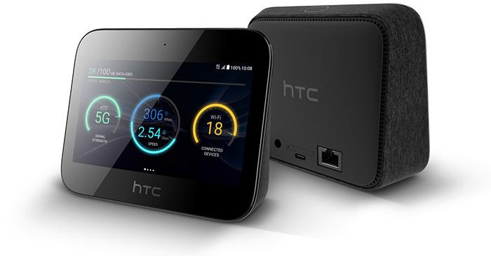 MWC 2019: HTC показала телеприставку HTC 5G Hub
