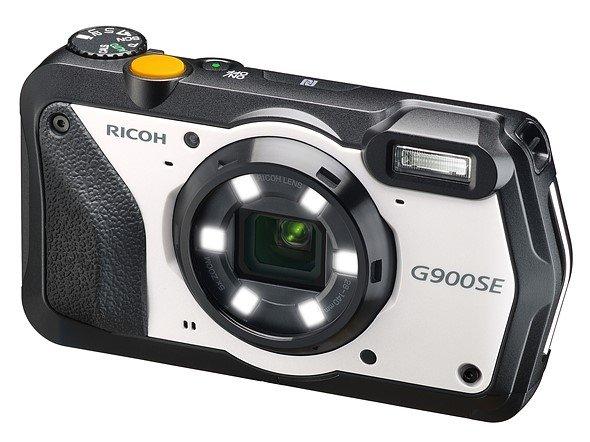 Компания Ricoh представила новую защищенную камеру Ricoh G900