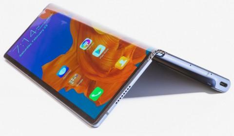 MWC 2019: представлен гибкий смартфон Huawei Mate X