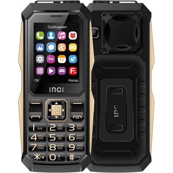 Inoi представил бюджетный телефон Inoi 246Z с батарей на 4750 мАч